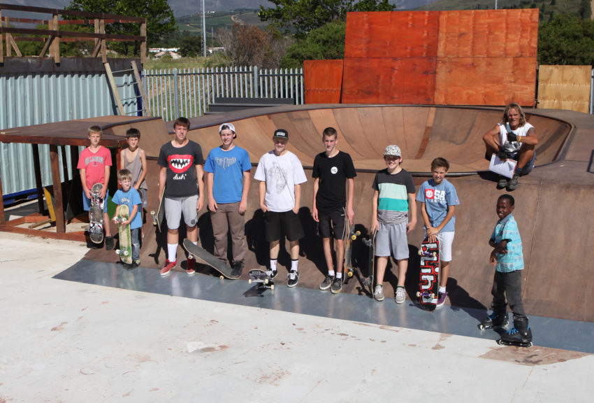 I2B Somerset West Skate