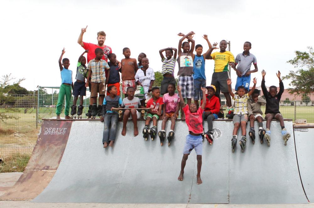 I2B Strand Skate