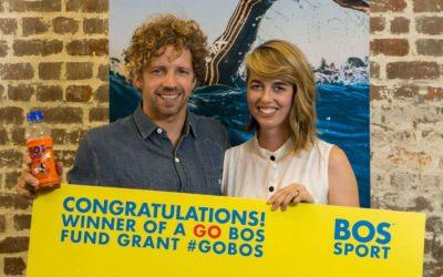 BOS Sport Grant Handover