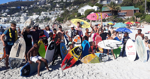The I2B Year End Skim Jam 2018
